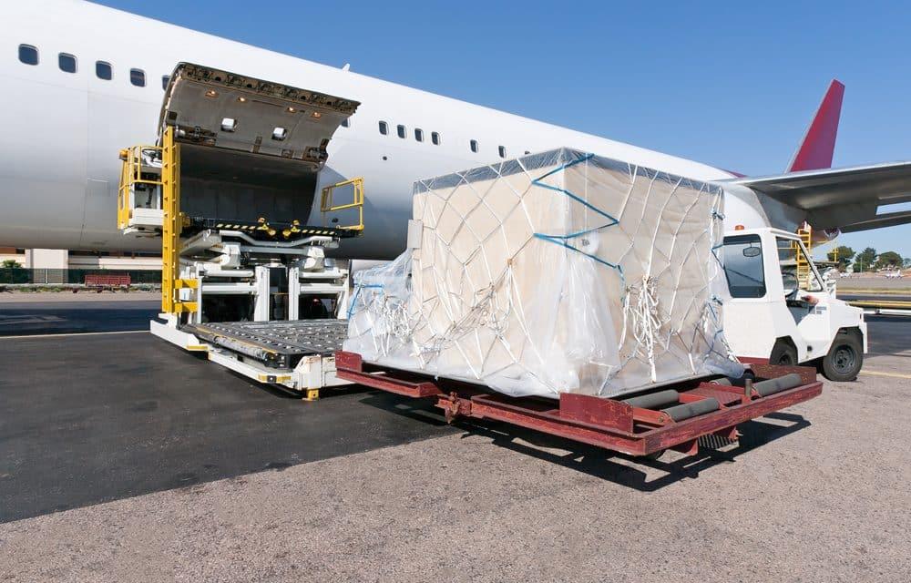الشحن الجوي من دبي إلى السعودية