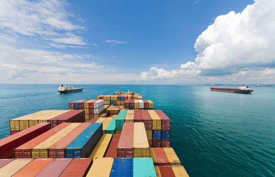 الشحن البحري من دبي الى السعودية