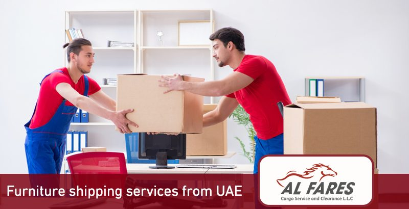 International Moving Companies in Dubai