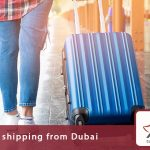 Luggage shipping from Dubai