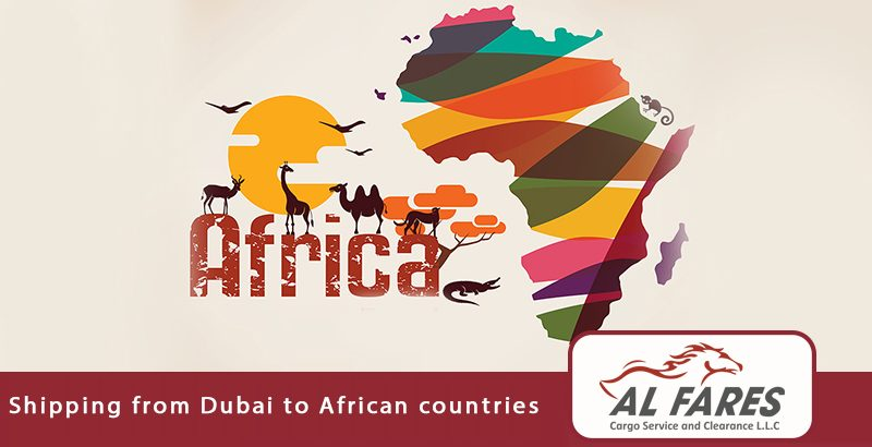 Shipping From Dubai To African Countries