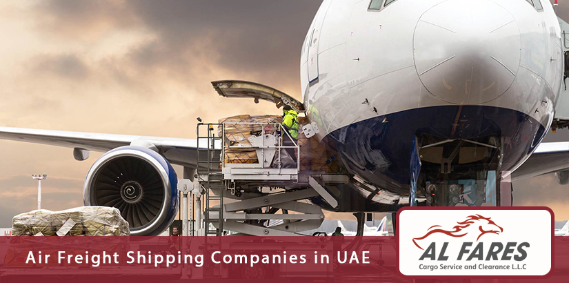 Air Freight Shipping Companies in UAE