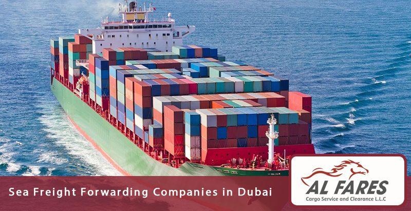 Sea Freight Forwarding Companies in Dubai