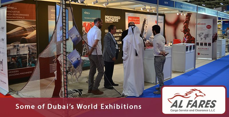 Some of Dubai's World Exhibitions