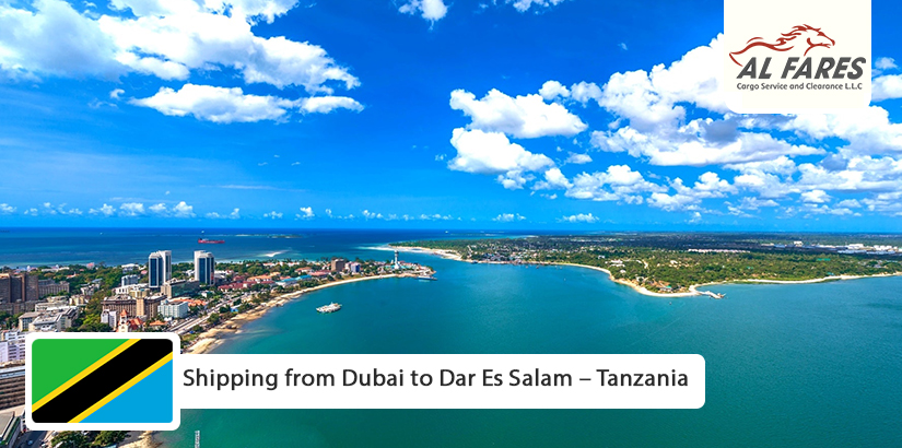 Shipping from Dubai to Dar Es Salam – Tanzania