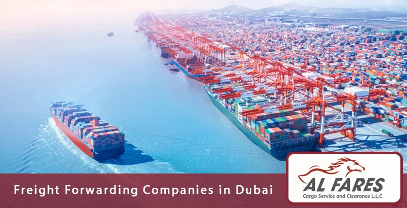 Freight Forwarding Companies in Dubai