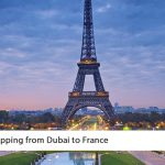 Shipping from Dubai to France