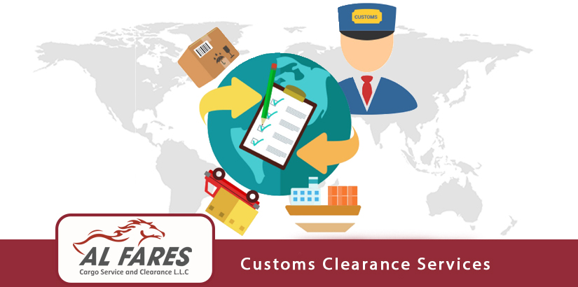 Customs clearance agent in dubai