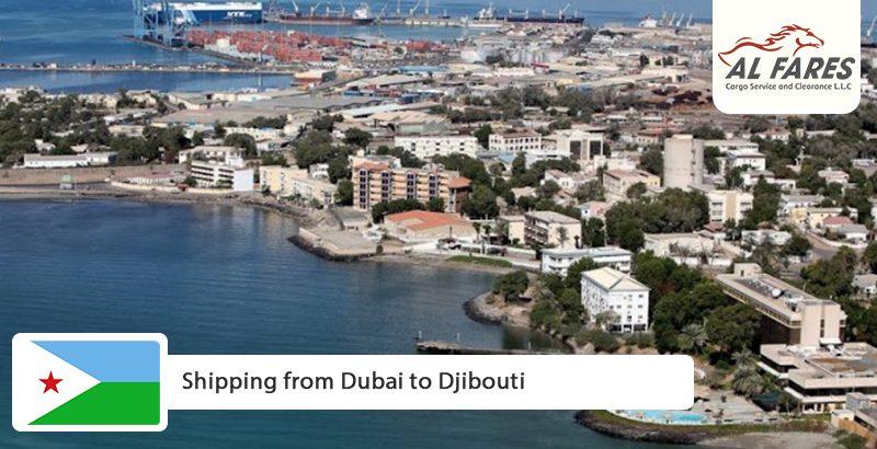 Shipping from Dubai to Djibouti