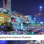 Shipping from Dubai to Thailand