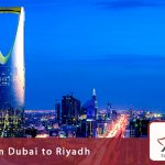 Shipping from Dubai to Riyadh