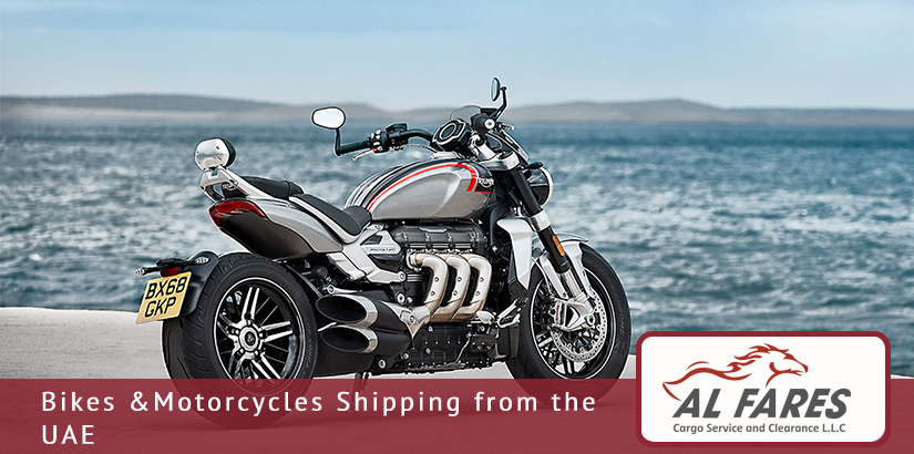 Bikes &Motorcycles Shipping from the UAE