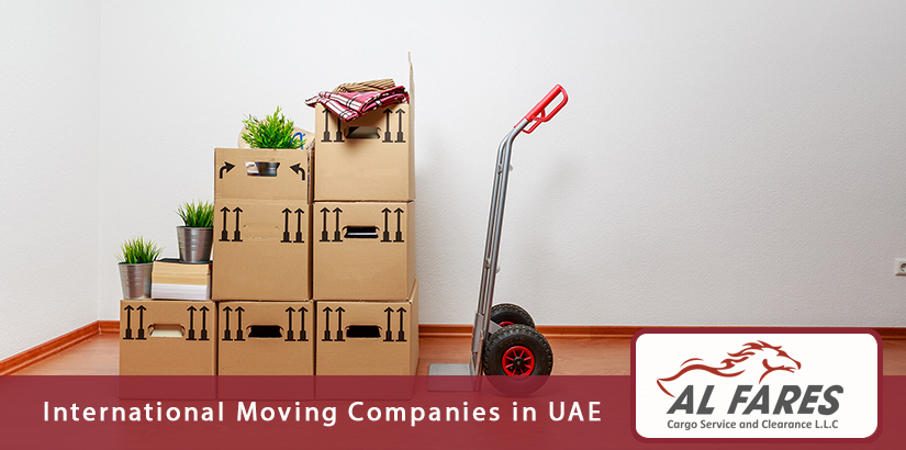 International Moving Companies in UAE