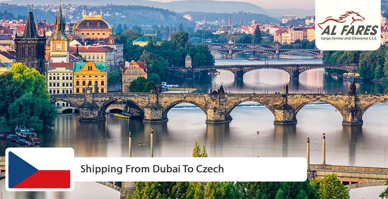 Shipping From Dubai To Czech