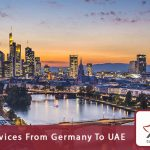 Shipping Services From Germany To UAE