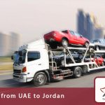 Car shipping from UAE to Jordan