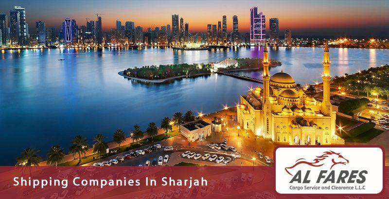 Shipping Companies In Sharjah