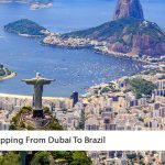 Shipping from Dubai to Brazil