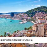 Shipping from Dubai to Croatia