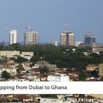 Shipping from Dubai to Ghana