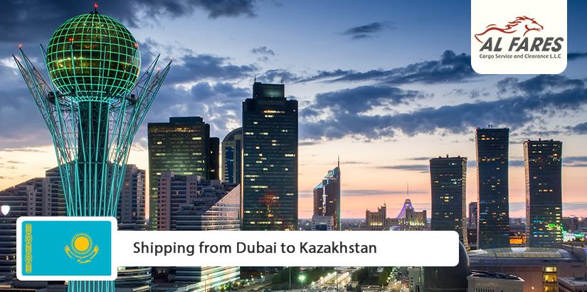 Shipping From Dubai To Kazakhstan