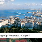 Shipping from Dubai to Algeria