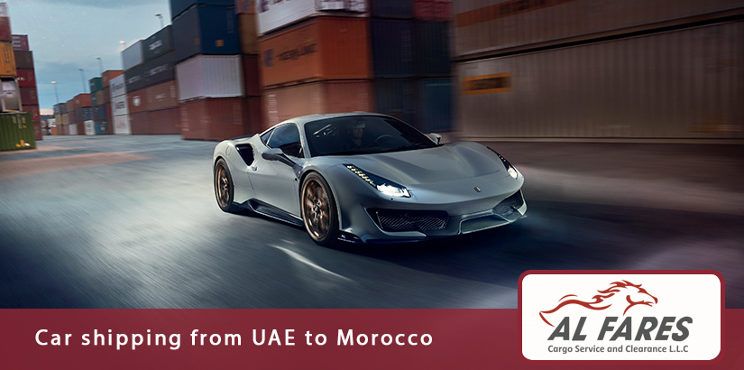 Car Shipping From UAE To Morocco