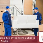 Furniture shipping & Moving from Dubai to Riyadh - Saudi Arabia