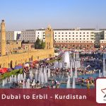 Shipping from Dubai to Erbil - Kurdistan