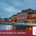 Car shipping from Dubai to Sweden
