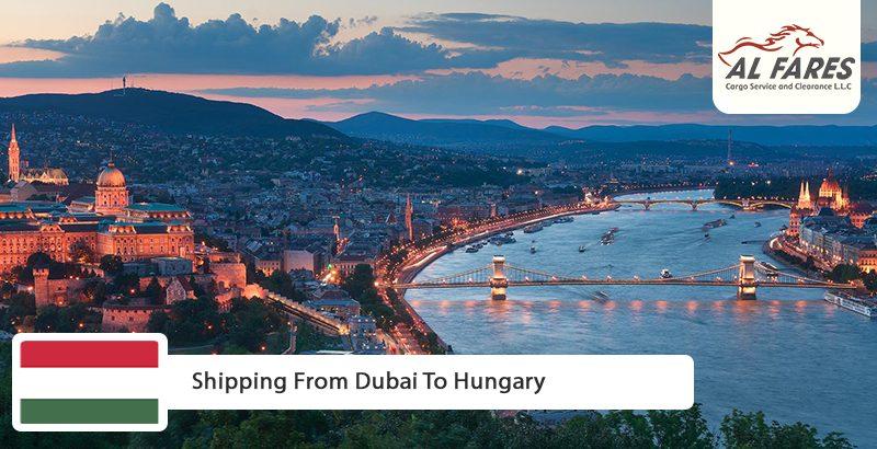 Shipping From Dubai To Hungary