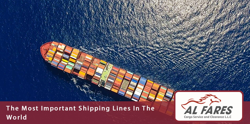 The Most Important Shipping Lines In The World