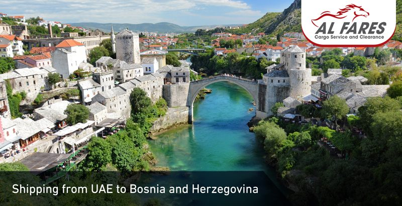 Shipping-from-the-UAE-to-Bosnia-and-Herzegovina