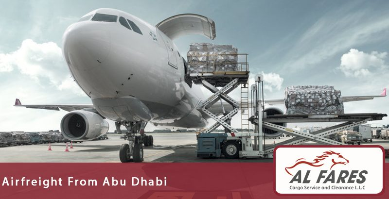 Airfreight from Abu Dhabi