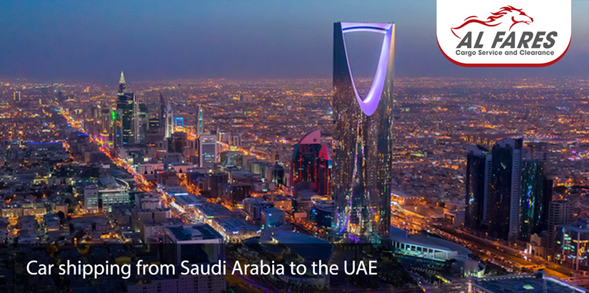 Car shipping from Saudi Arabia to the UAE