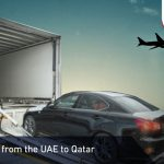 Car shipping from the UAE to Qatar